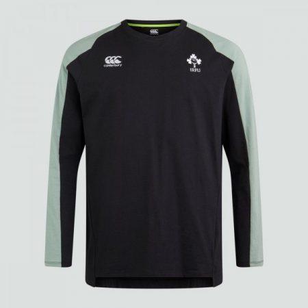 T-Shirt Unisex Ireland Vapodri+ Drill Canterbury Bambini